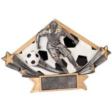 DSR55 Male Soccer Resin